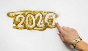 orixá 2020 mão escreveno