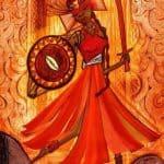 Obá: Conheça a grande guerreira dos Orixás