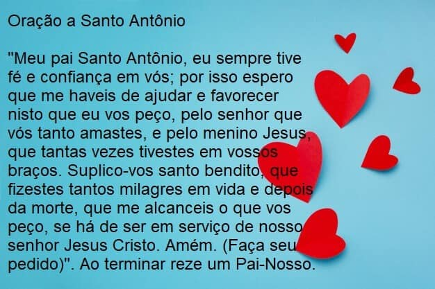 oração a santo antônio